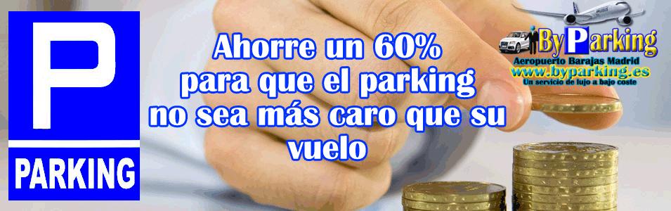 """""""Precio parking aeropuerto Barajas madrid"""""""