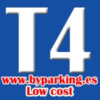 parking larga estancia barajas bajo coste