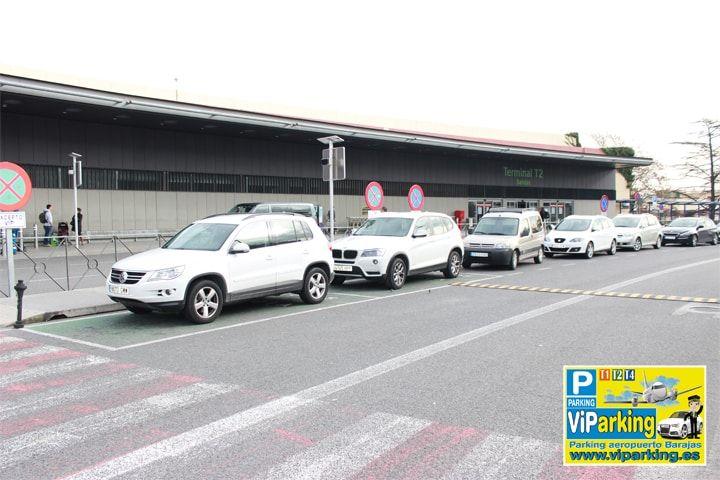 Parking t2 aeropuerto Madrid barajas viparking