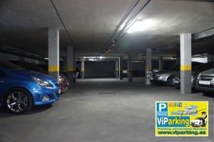 Viparking parking larga estancia barajas