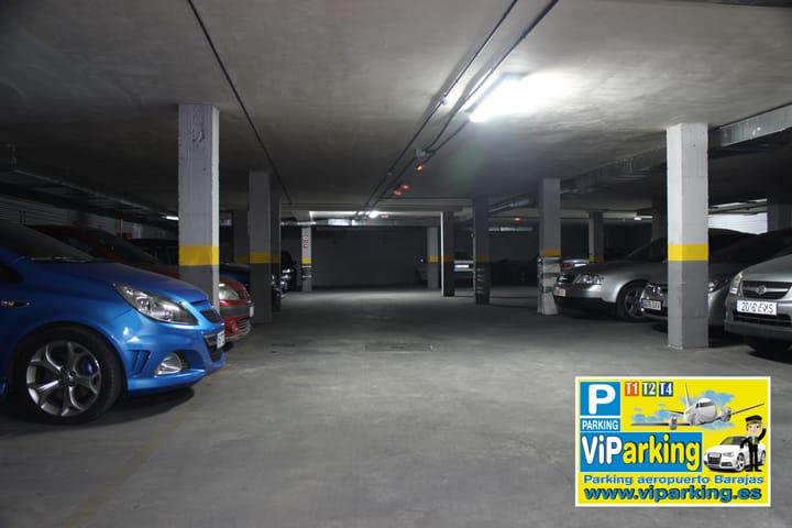 Viparking parking larga estancia aeropuerto barajas madrid