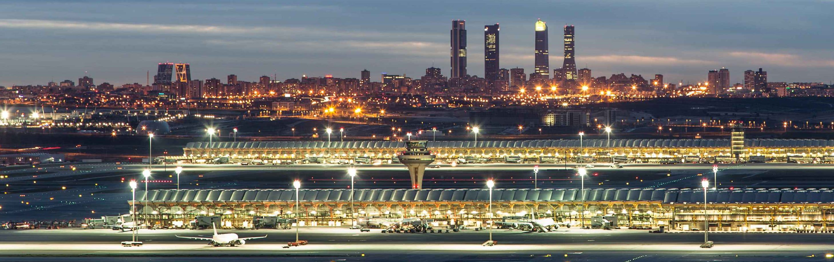 Foto encabezado aeropuerto Madrid