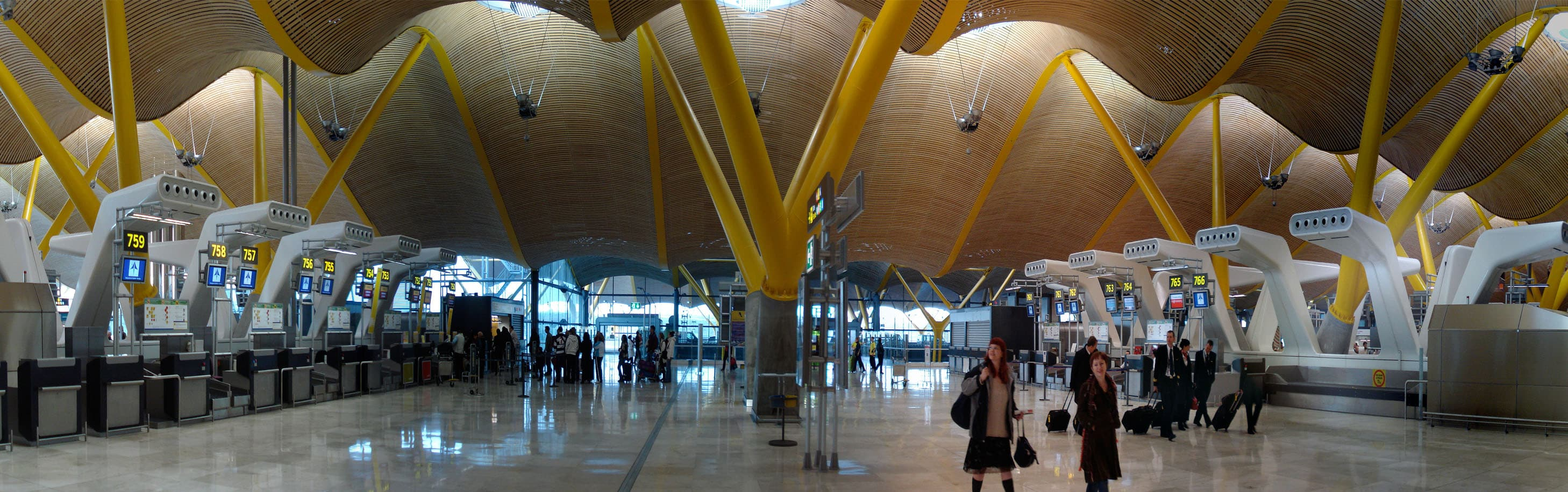 Parking aeropuerto madrid t4