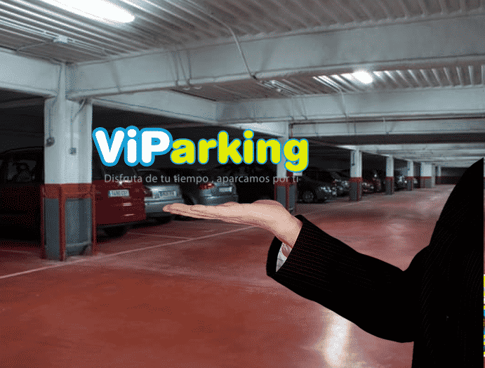 Parking larga estancia aeropuerto de Madrid