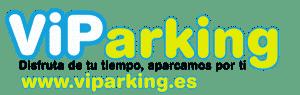 Logo viparking aeropuerto madrid