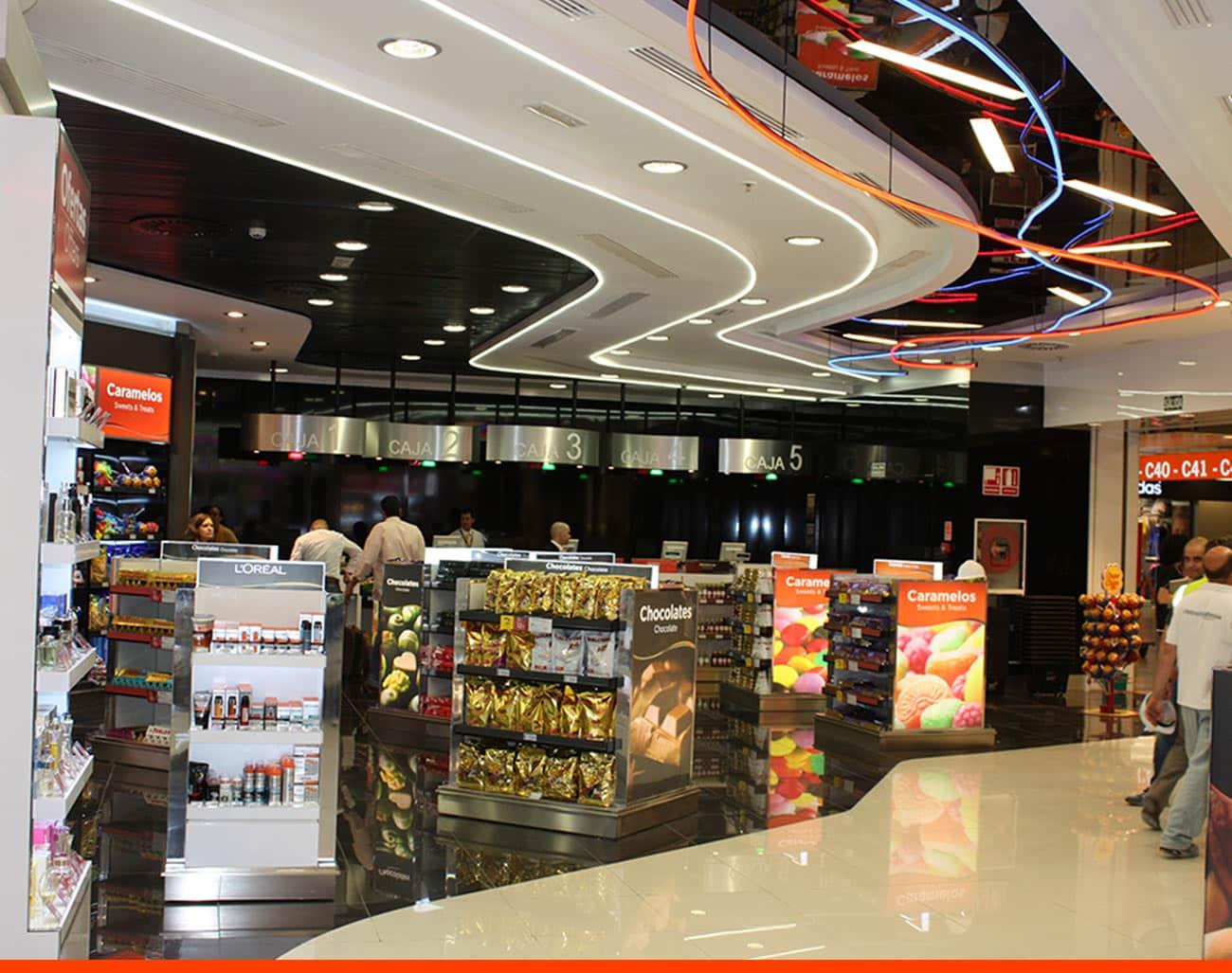 Aparcamiento T2 Madrid – ¿Qué tiendas hay en la T2? 1