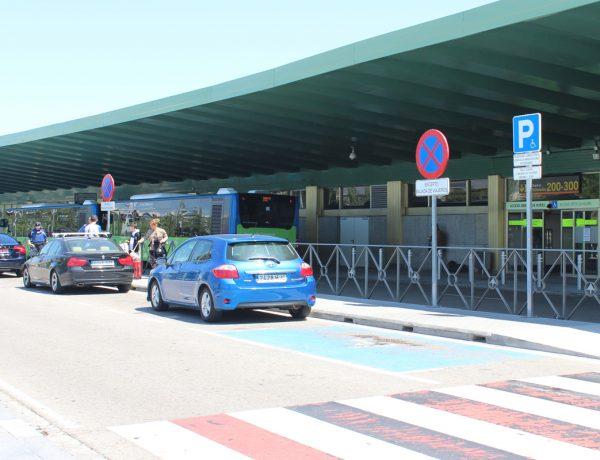 Punto de encuentro: Terminal T1 - aeropuerto Madrid