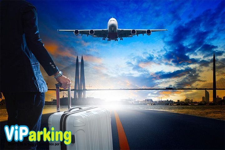 Reservar parking aeropuerto Madrid