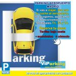 parking aeropuerto madrid t1