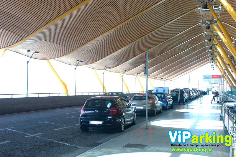 Parking Larga Estancia T4 Aeropuerto Madrid Parking T4 Vip