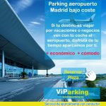 tarifas parking aeropuerto madrid