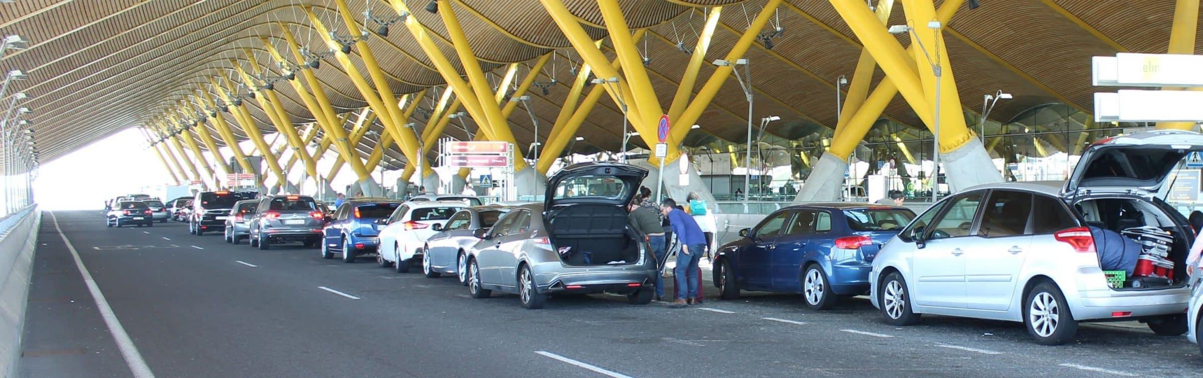 Aeropuerto Madrid T4