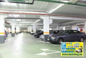 Parking de larga estancia T4